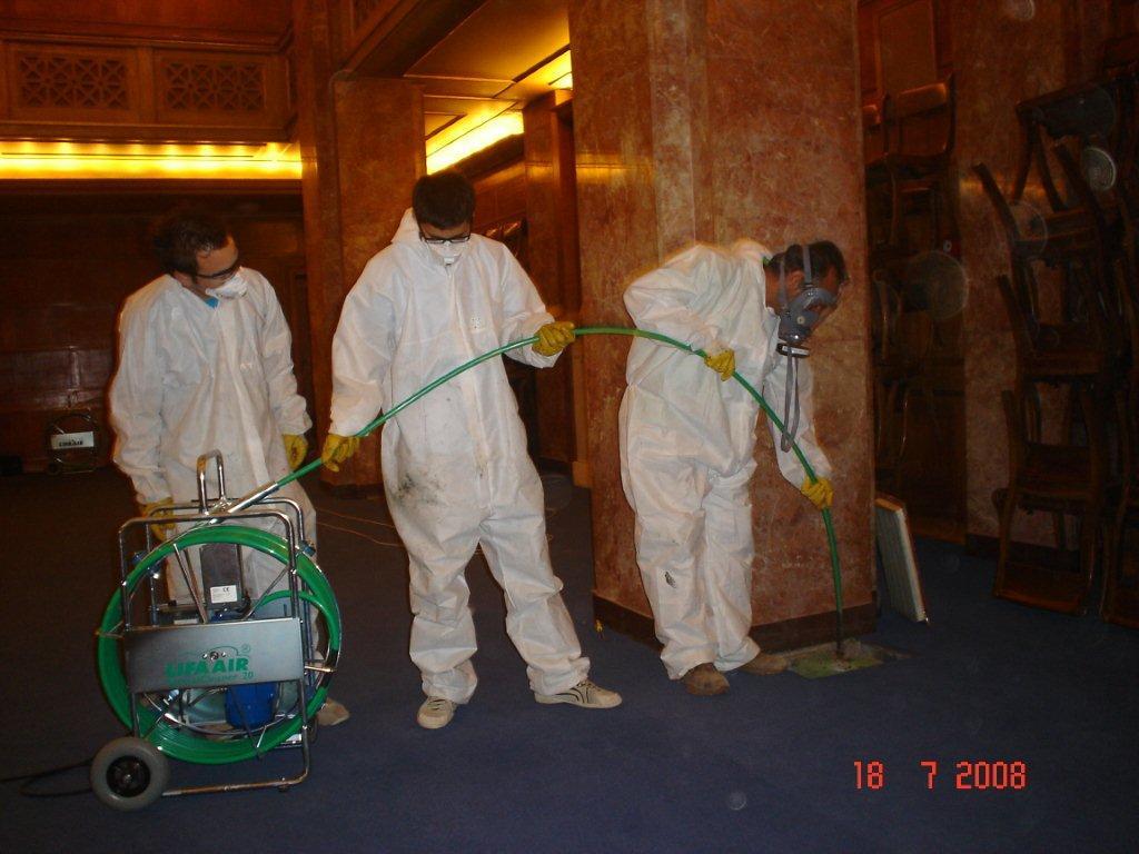 Καθαρισμός αεραγωγού